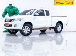 4V-12 Toyota Hilux Vigo 2.5 G รถกระบะ 2014