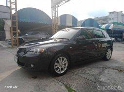 ⭐️ฟรีดาวน์⭐️ MAZDA 3 1.6V SPORT AUTO 2008 เบนซิน สีดำ รถบ้านสวยกริบไม่มีแก็ส