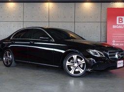 2017 Mercedes-Benz E220 2.0 W213 รถคันนี้รายละเอียดของตัวรถสมบูรณ์แบบมาก รับประกันไมล์แท้ครับ P9530