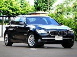 2010 BMW 730 Ld หลังคา Moonroof รถมือเดียว  รถศูนย์ BMW Thailand ประตูดูด