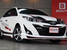 2019 Toyota Yaris Ativ 1.2S+ AT วิ่งมาเพียง 15,122 KM  รุ่น TOP สุดในรุ่น P6286