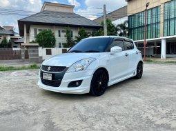 ขายรถ SUZUKI SWIFT GLX 1.25L CVT ปี 2012
