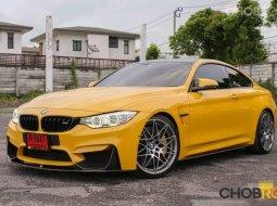 BMW M4 Competition Package 2017 (F82) เปลี่ยนสัญญาผ่อนต่อได้