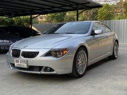 BMW series6 650ci โฉม e63 V8 4.8 N62 ปี 2010