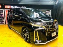 2020 Toyota ALPHARD 2.5 S C-Package ไมล์น้อย 18,xxx km.