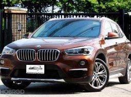 BMW X1 1.8d ดีเซล 2.0 Twin Power Turbo อัตราเร่งดีกว่าเบนซิน ประหยัดสุด 20 กม./ลิตร รถสวย สภาพใกล้เคียงรถใหม่ Bsi ถึง 6/2021