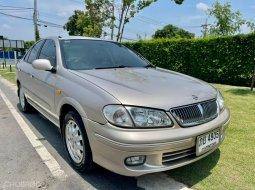 ขายรถ ปี2000 Nissan SUNNY 1.6 GL Neo รถเก๋ง 4 ประตู รถบ้าน เจ้าของขายเอง