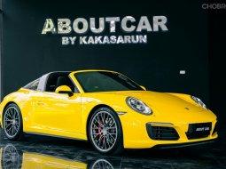 Porsche 911 Targa 4s ปี 2019 วิ่ง 1,800 กม.