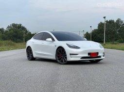 2020 Tesla Model 3 รถเก๋ง 4 ประตู