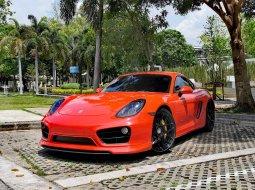 2013 Porsche CAYMAN 981