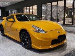 #Nissan #370z #Nismo- รถทำเป็นสีเหลือง สดสวยงาม