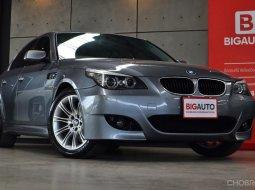 2008 BMW 520d 2.0 E60 Sedan สำหรับคันนี้ ชุดแต่ง M Sport แท้รอบคันครับ