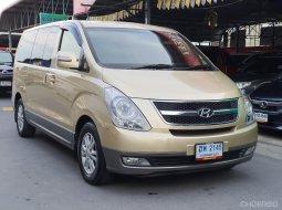 2009 Hyundai H-1 2.5 Deluxe รถตู้/MPV  ตัวท้อป เบาะ VIP รถสวย ไมล์น้อย ฟรีดาวน์