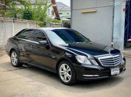 Benz E200 NGT ปี 2013