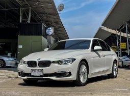 ขายรถ BMW 320d LUXURY ปี2018 รถเก๋ง 4 ประตู