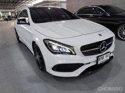 2019 Mercedes-Benz CLA250 AMG Dynamic White Art Edition ไมล์น้อย 72,xxx km.