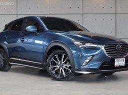 2018 Mazda CX-3 1.5 XDL 💥ไมล์ 27,328 กม.💥