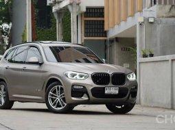 จองด่วน BMW X3 xDrive 20d M-Sport Package ปี19 วิ่งน้อยๆ พร้อมbsi 10 ปีเต็ม สภาพป้ายแดง