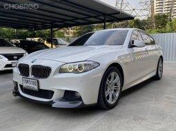จองด่วน BMW 528i M-Sport F10 รุ่นท๊อปสุด ปี 2012 มือเดียววิ่งน้อยจัด