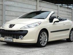 2007 Peugeot 207 Sport Cabriolet