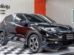 ✨สุดคุ้มรถสวยโครงสร้างเดิม ออฟชั่นครบครัน✨ Honda HR-V 1.8 E ปี2017 SUV