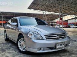 จองให้ทัน Nissan Teana 230 JM เกียร์ AT สีบรอนซ์เงิน ปี 2005