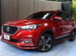MG ZS 1.5 X หลังคาแก้ว 2020 แท้ Warranty ถึงปลายปี 2024 สภาพป้ายแดง สีเดิมๆทุกชิ้น