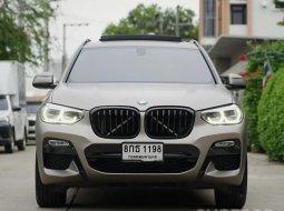 BMW X3 xDrive 20d M-Sport Package ปี19 วิ่งน้อยๆเพียง 35,xxx กม.