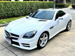 2015 Mercedes-Benz SLK200 AMG Dynamic รถเก๋ง 2 ประตู