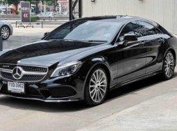 Mercedes Benz CLS250 CDI AMG Facelift ออโต้ ดีเซล 2015