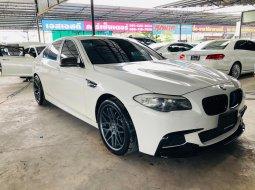 ขาย BMW 525D 2.0 AT ปี2013 สีขาว ดีเซลล์  สวย พร้อมใช้