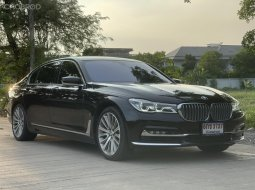 2018 BMW 740le 2.0 xDrive Pure Excellence (G12) 4 ประตู