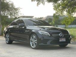 2019 Mercedes-Benz C220d Avantgarde (W205) รถศูนย์ วารันตีเหลือ
