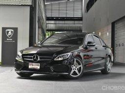 2015 Mercedes-Benz C250 AMG  Dynamic รถเก๋ง 4 ประตู