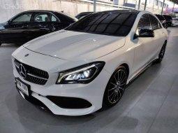 Benz #CLA 250 AMG Dynamic (White Art Edition)2019