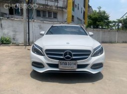 Mercedes Benz C200 W 205 ปี 2016