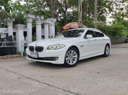 """BMW ✳ 520d Sport LCi ( F10 ) ดีเซล ✡ 2.0L 8AT Twin -Turbo """" Phase - II """""""