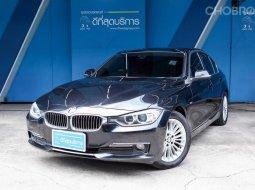 BMW 320d Luxury สีดำ 2013 รถยนต์สุดหรูระดับพรีเมี่ยม