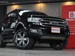 2016 Ford Everest 3.2 Titanium+ 4WD SUV รุ่น TOP สุด มาพร้อมหลังคาแก้ว รายละเอียดตัวรถสมบูรณ์แบบมากครับ B5919