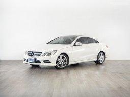 ขายรถสวย Benz E200 coupe AMG ปี 2012
