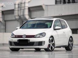 #VW #GOLF #GTI #MK6 3 DOOR (2012) สีขาว ภายในสีดำ '