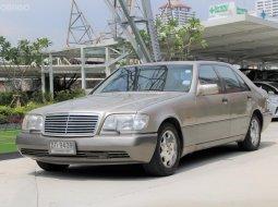ขสยรถ 1990 Mercedes-Benz S-Class 500 SEL W126 รถเก๋ง 4 ประตู