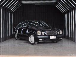 2002 Mercedes-Benz E200 Elegance รถเก๋ง 4 ประตู