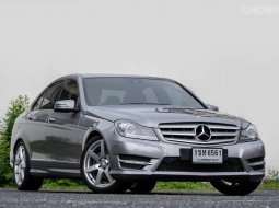 Mercedes-Benz C180 AMG Sport Package(Minor Change) ปี 2012