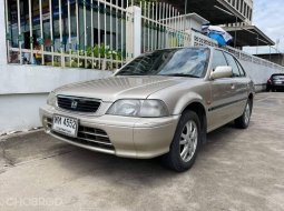 1997 Honda CITY 1.5 EXi รถเก๋ง 4 ประตู