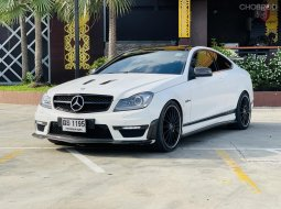 2012 Mercedes-Benz C200 Coupe Amg