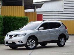 ปี2015 รถมือแรก ป้ายแดง  Nissan X-trail รุ่นท๊อป 2.0V 4WD เลือกโมดได้