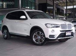 BMW X3 ดีเซล xDrive20d Highline  LCI ปี 2015 จด 2017