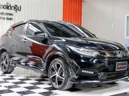 🔥 รุ่นท๊อป ออปชั่นเต็ม รถสวย เหมือนป้ายแดง 🔥  Honda HR-V 1.8 RS ปี2019 SUV