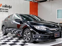 🎈 รถสวยเดิมๆ ออกง่าย 🎈 Honda CIVIC 1.8 EL i-VTEC ปี2017 รถเก๋ง 4 ประตู